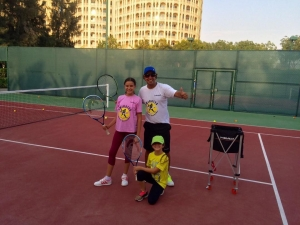 Tennis in Rasalkhaimah Nabil to perfect your game? us.emirates-tennisacademy.com locations in Dubai
