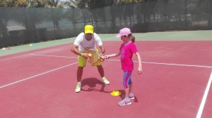 Essential of technique to meet the ball front of you far away? point Nabil it create champions