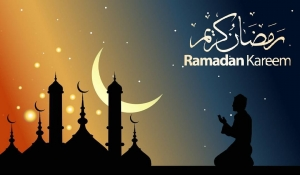 Wishing you and your families peace and harmony during the Holy Month of Ramadan… Ramadan Kareem to every one